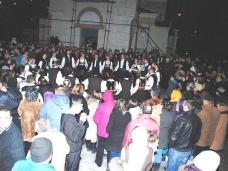 26 Бадње вече и Божић у Саборном храму у Гацку