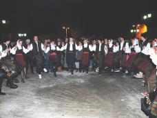 28 Бадње вече и Божић у Саборном храму у Гацку