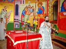 29 Бадње вече и Божић у Саборном храму у Гацку