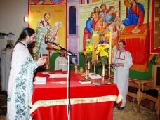 31 Бадње вече и Божић у Саборном храму у Гацку