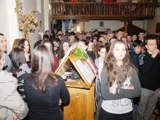 32 Бадње вече и Божић у Саборном храму у Гацку