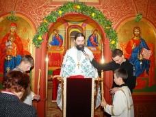 36 Бадње вече и Божић у Саборном храму у Гацку