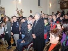 38 Бадње вече и Божић у Саборном храму у Гацку