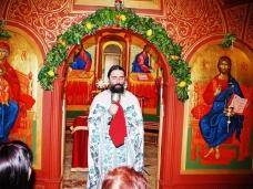 39 Бадње вече и Божић у Саборном храму у Гацку