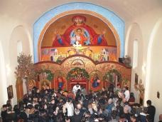 41 Бадње вече и Божић у Саборном храму у Гацку
