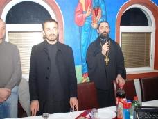 43 Бадње вече и Божић у Саборном храму у Гацку