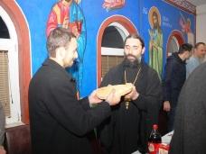 45 Бадње вече и Божић у Саборном храму у Гацку