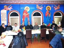 46 Бадње вече и Божић у Саборном храму у Гацку