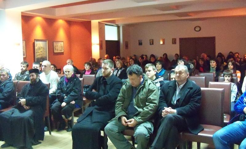 4 Предавање у гатачком парохиском дому