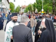 5 Посјета Патријарха српског Г. Иринеја Гацку