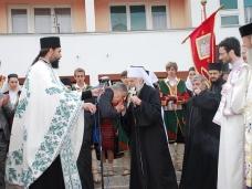 12 Посјета Патријарха српског Г. Иринеја Гацку