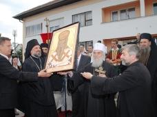16 Посјета Патријарха српског Г. Иринеја Гацку