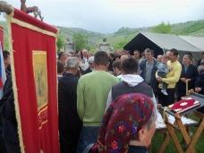 8 Вазнесење Господње – слава фојничког храма