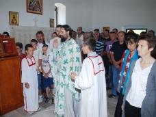 2 Прослављена слава храма Св. кнеза Лазара у Придворици