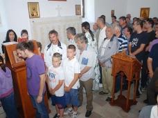 4 Прослављена слава храма Св. кнеза Лазара у Придворици