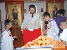 6 Прослављена слава храма Св. кнеза Лазара у Придворици