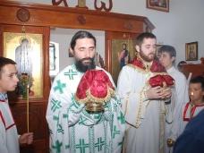 8 Прослављена слава храма Св. кнеза Лазара у Придворици