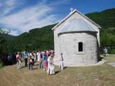 9 Прослављена слава храма Св. кнеза Лазара у Придворици