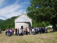 10 Прослављена слава храма Св. кнеза Лазара у Придворици