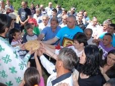 14 Прослављена слава храма Св. кнеза Лазара у Придворици