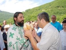 15 Прослављена слава храма Св. кнеза Лазара у Придворици