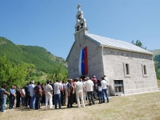 17 Прослављена слава храма Св. кнеза Лазара у Придворици