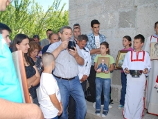 18 Прослављена слава храма Св. кнеза Лазара у Придворици