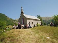 19 Прослављена слава храма Св. кнеза Лазара у Придворици