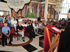 6 Сабор Православне омладине на Голији