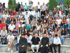 9 Сабор Православне омладине на Голији