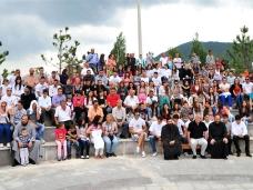 10 Сабор Православне омладине на Голији
