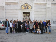 4 Хор Свете Анастасије у посети Италији