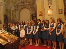 11 Хор Свете Анастасије у посети Италији