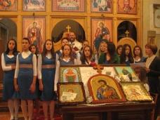 12 Хор Свете Анастасије у посети Италији