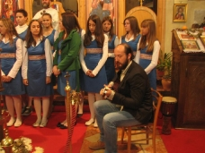 13 Хор Свете Анастасије у посети Италији