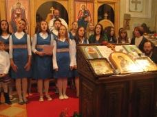 14 Хор Свете Анастасије у посети Италији