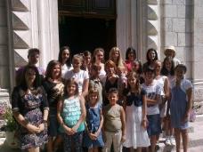 """16 Дечији хор """"Света Анастасија Српска"""" прославио своју славу"""
