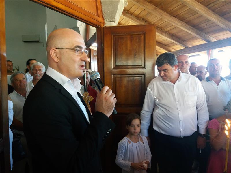 ТРЕБИЊЕ, 30. ЈУЛА /СРНА/ - Предсједник Скупштине града Требиња Драгослав Бањак.