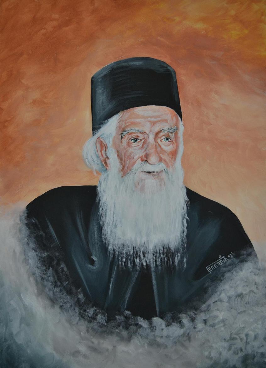 01 Изложба портрета Игумана Симеона Добрићевског