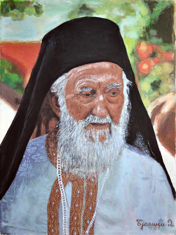 02 Изложба портрета Игумана Симеона Добрићевског