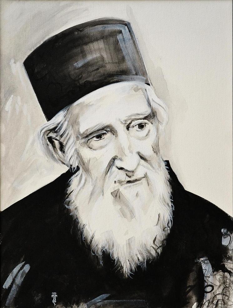 04 Изложба портрета Игумана Симеона Добрићевског