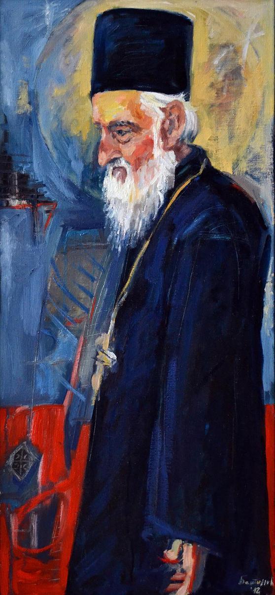 11 Изложба портрета Игумана Симеона Добрићевског