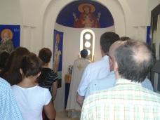 9 Илиндан слава Цркве на Билећком језеру