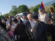 4 Освећење храма Свете Тројице у Југовићима