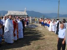 7 Освећење храма Свете Тројице у Југовићима