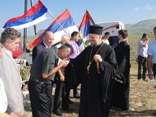 9 Освећење храма Свете Тројице у Југовићима