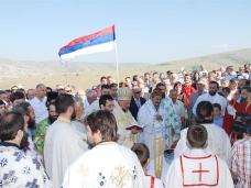 15 Освећење храма Свете Тројице у Југовићима