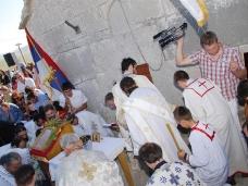 16 Освећење храма Свете Тројице у Југовићима