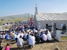 17 Освећење храма Свете Тројице у Југовићима
