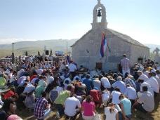 18 Освећење храма Свете Тројице у Југовићима